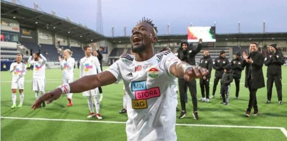 Players Abroad: Buya Turay bags impressive brace for Dalkurd FF