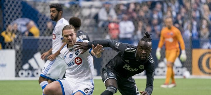 Kei Kamara fires Whitecaps to Canadian finals