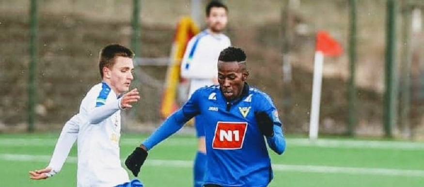 Players Abroad: Kwame Quee on a goal-scoring spree in Iceland