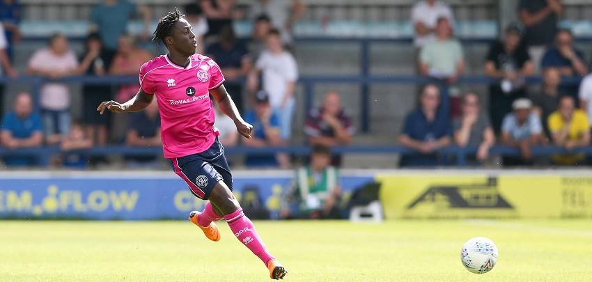 Sierra Leone's Osman Kayay ready to start in QPR's opener