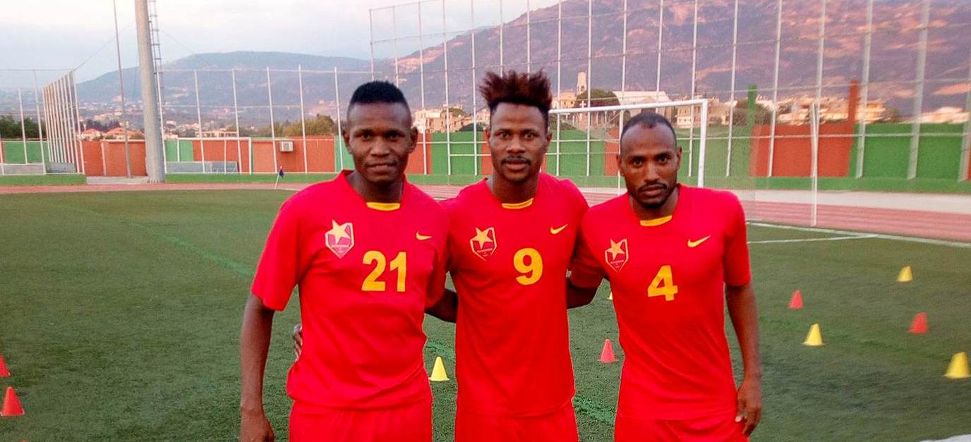 Sheka Fofanah looking forward to Arab Club Champions Cup action