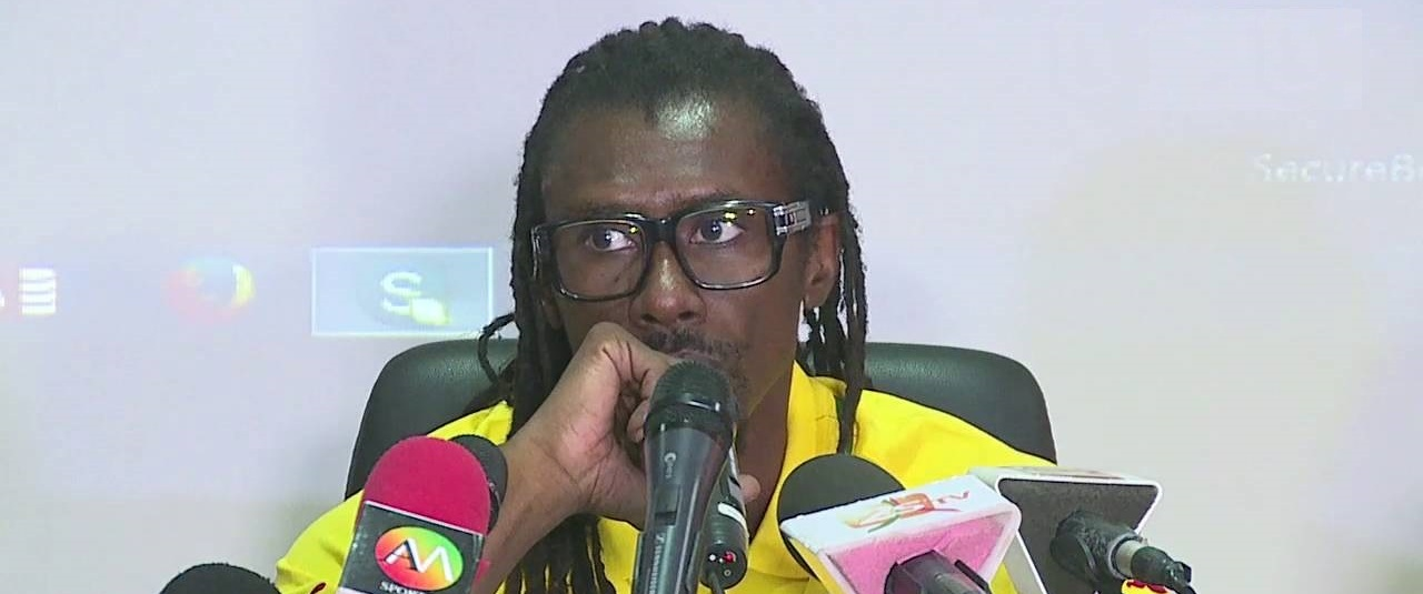 Senegal: Cisse Included five uncapped players in Teranga Lions' squad