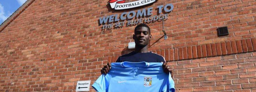Sierra Leone-born Amadou Bakayoko joins Coventry City
