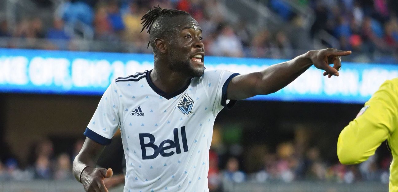 Players Abroad: Kamara scores winner for Whitecaps away to SJ Earthquakes