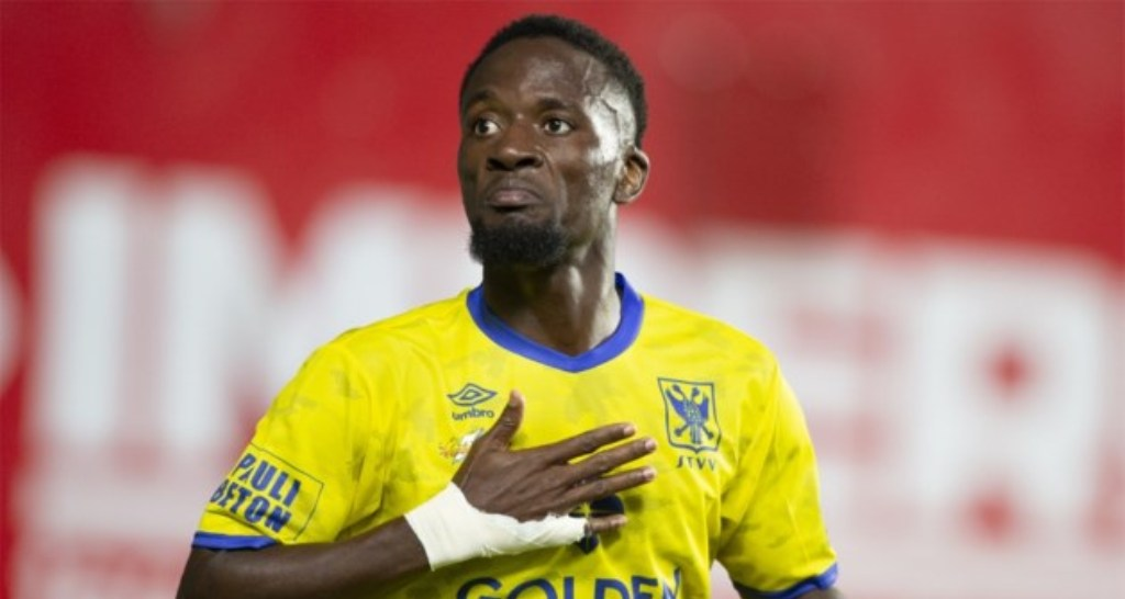 Attacker Turay comes in to rescue new club with debut goal