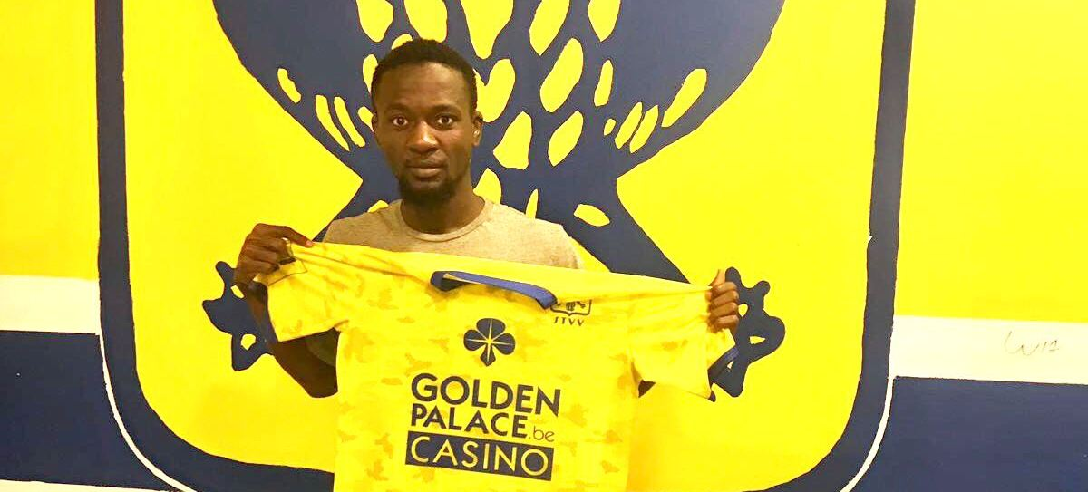 Striker Mohamed Buya Turay delighted to make Saint Truiden move