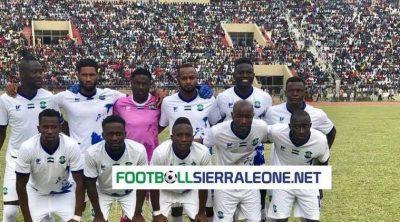"""#114 Sierra Leone take three steps backwards in Fifa ranking"""
