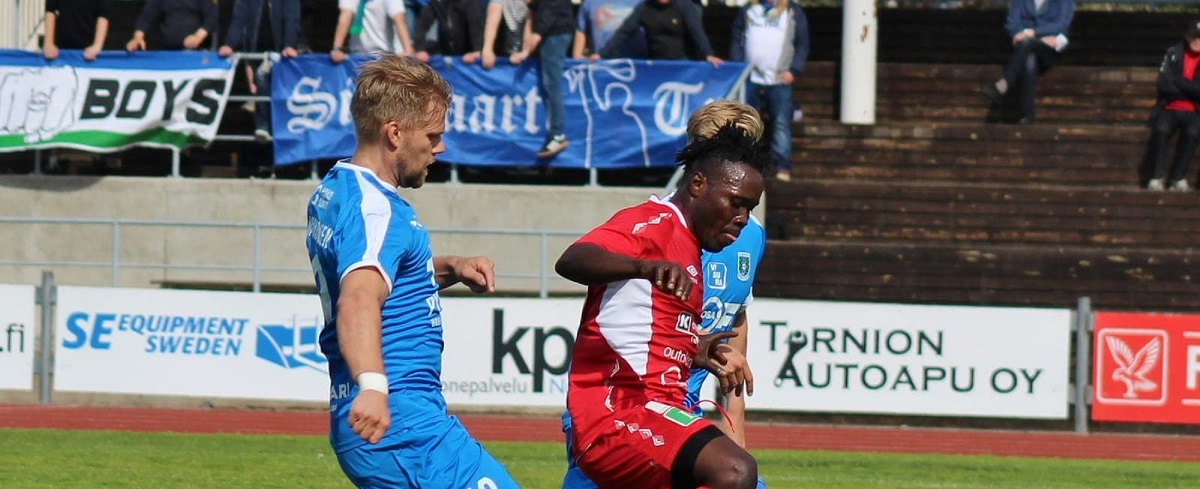 Abdul Sesay scores again in TP47 win on Saturday