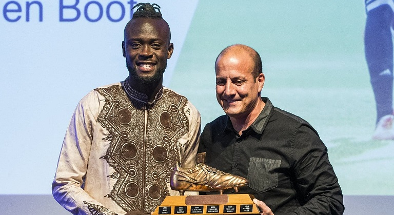 """Domenic Mobilio Golden Boot Kei Kamara"""