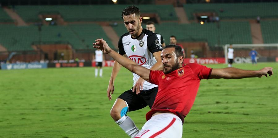 African Champions League: Al Ahly beat ES Setif in semi-final first leg