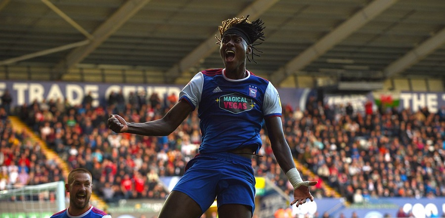 Trevoh Chalobah scores winner for Town in first league victory