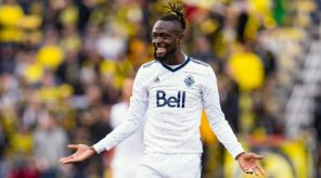 """Kei Kamara fires warning shot to Ghana with Whitecaps winner """