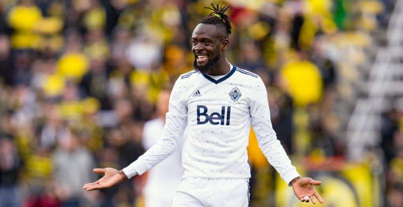 """""""Kei Kamara fires warning shot to Ghana with Whitecaps winner """""""