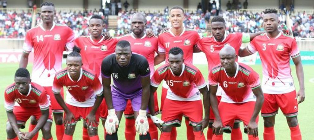 Harambee Stars on the road for Afcon Group F decider