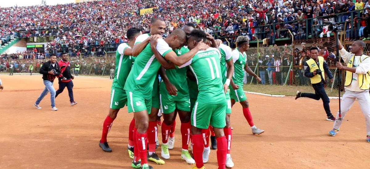 """""""Madagascar secured first-ever Cup of Nations finals"""""""