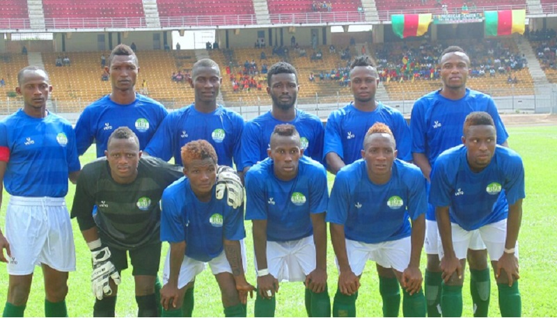 """Sierra Leone 2015 Under 23 side in Cameroon"""