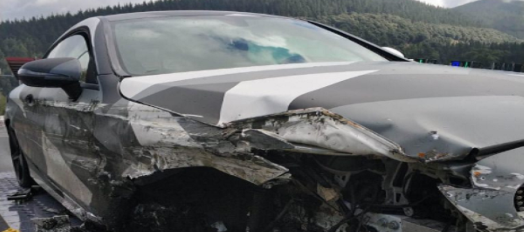 """""""Ghana's Wakaso survives serious car accident on his way to play against Sierra Leone """""""