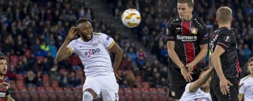 Bangura pleased as Zurich through to Europa League knockout stage