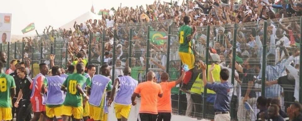 Mauritania make history to reach first Cup of Nations