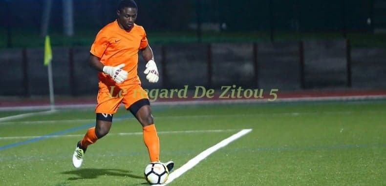 Keeper Zombo Morris happy after derby with over Toulouse B outfit