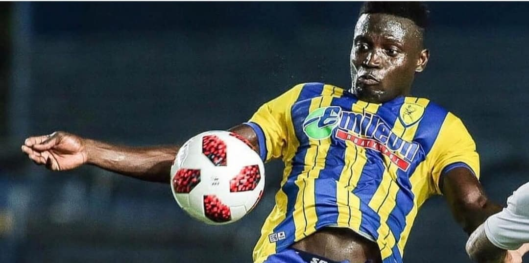 Panetolikos' striker Kamara relishing Olympiakos challenge