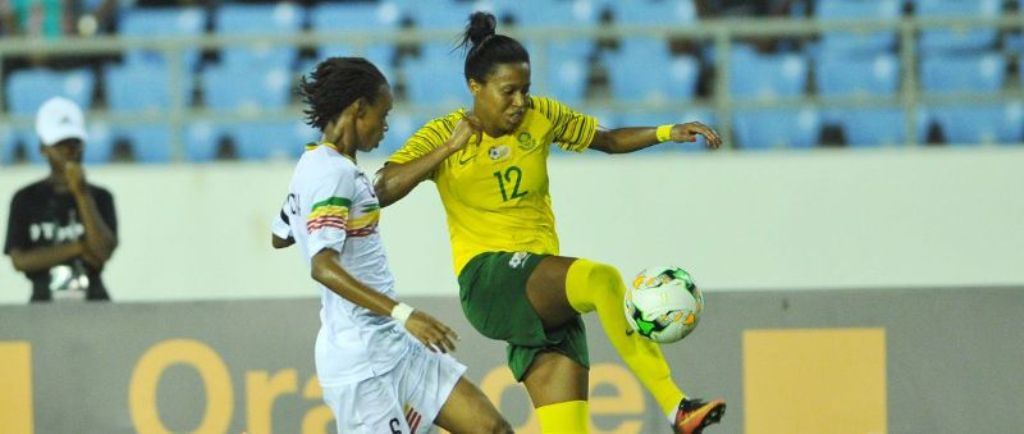 #TotalAWCON18: South Africa achieve historic Women's World Cup spot