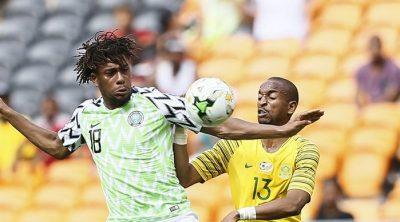 """Three-time champions Nigeria are back"""