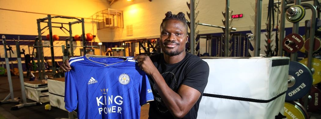 Ghana's Daniel Amartey pens new Leicester City deal