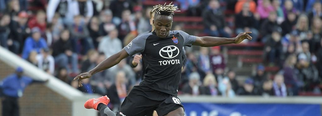 Mansaray not in Battery's first roster announced for 2019