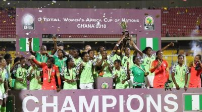 Women's World Cup 2019 - African Champions Super Falcons will face hosts France