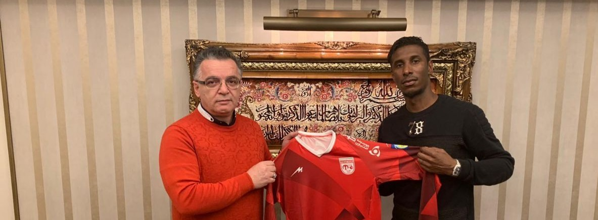 The Guinean international has joined Iranian club Tractor Sazi club on a three-and-half-year deal.