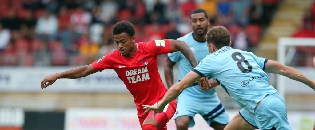 Josh Koroma injured as Leyton Orient stay top of National League.