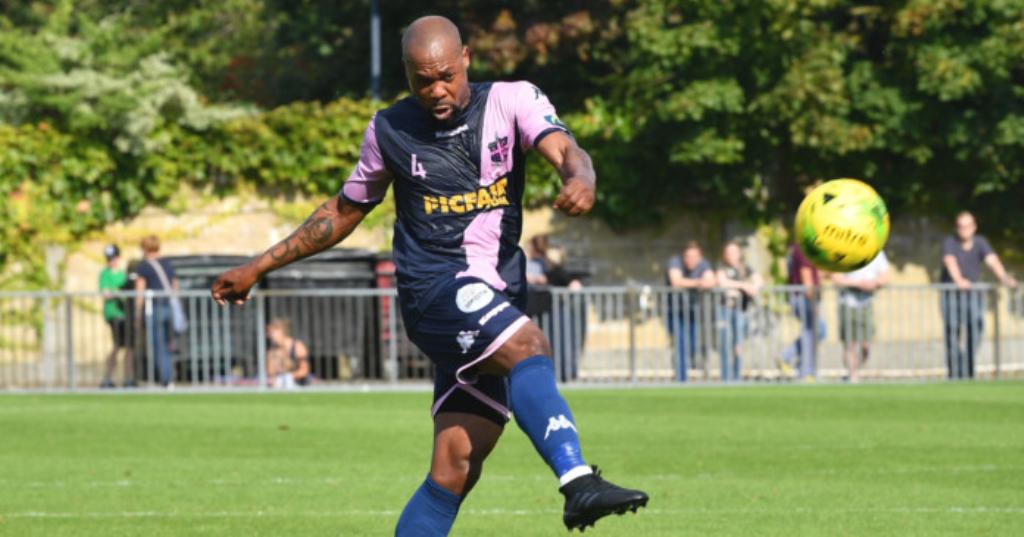 Sierra Leone's Obreh Kargbo Dulwich Hamlet FC