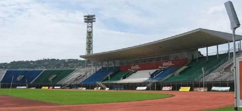 Sierra Leone National stadium set for kickoff this Sunday