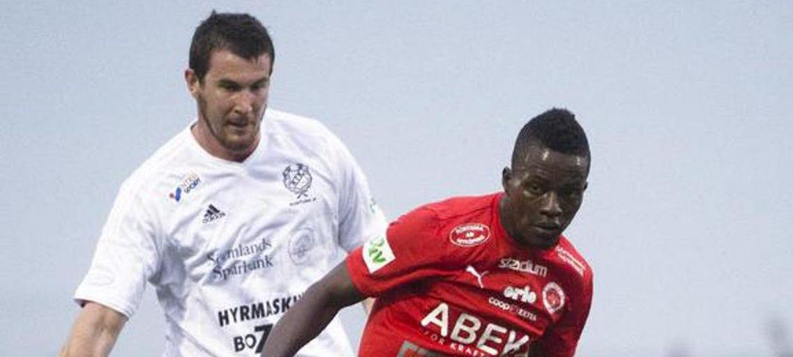 Sierra Leone youngster Tejan Bah signs two-year deal with Piteå IF