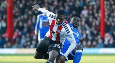 Sierra Leonean native excited over Eredivisie side Breda move.