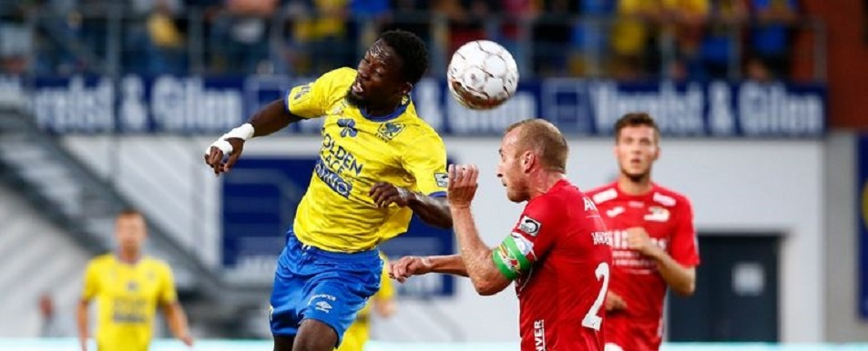 Sint-Truidense striker Buya Turay left out of Spain trip