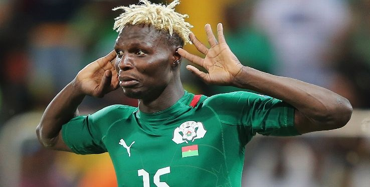 Bance returns to Burkina Faso to join US des Forces Armées.