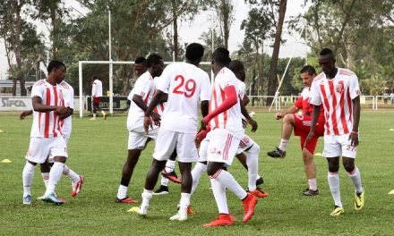 CAF CL: Horoya AC set for tough cracker in Tunisia
