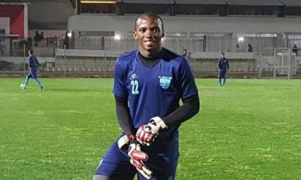 Lions keeper Kamara happy with return of domestic football