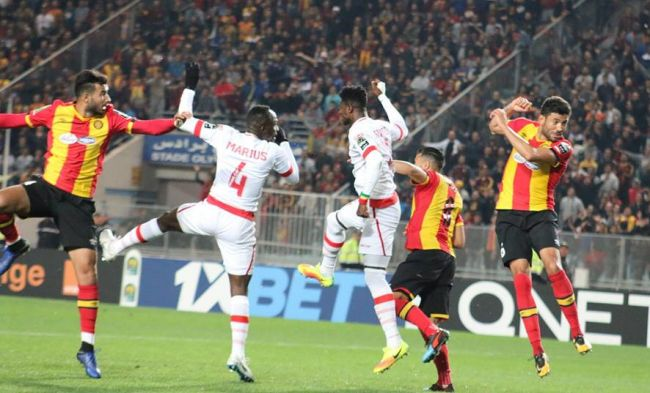 Holders Esperance down Horoya to reach Quarter-finals