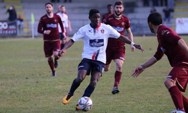 Crotone striker Kargbo targets Sierra Leone call-up
