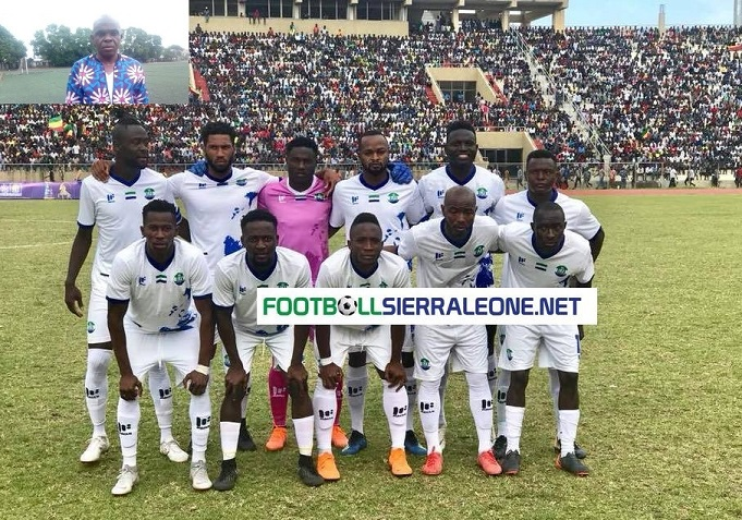 Sierra Leone registers for 2022 WC qualifiers amid suspension