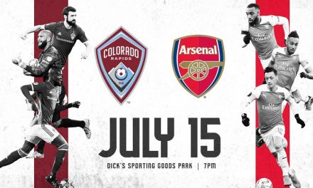 Kei Kamara welcomes Arsenal to DSG Park on July 15