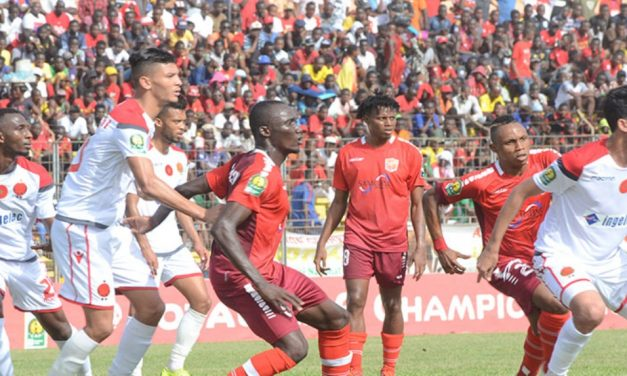 Horoya held to goalless draw by stubborn Wydad Casablanca