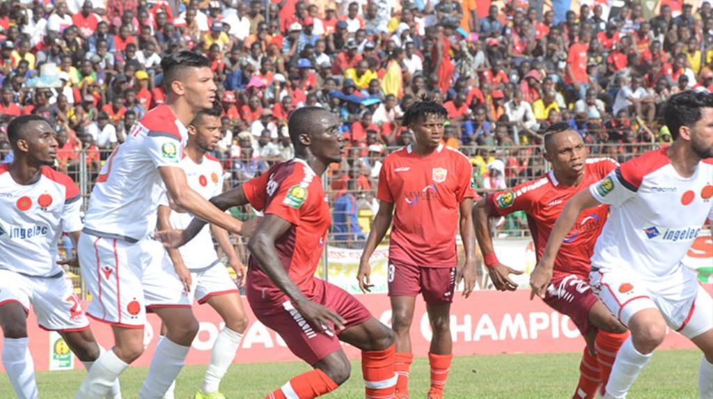 Horoya held to goalless draw by stubborn Wydad Casablanca