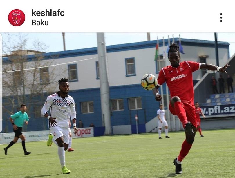Bittersweet moment for John Kamara after first goal
