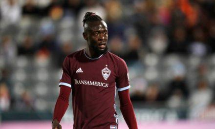 Kamara's Rapids slip to fifth straight defeat