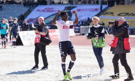 Mustapha Bundu nets again in AGF triumph over Horsens