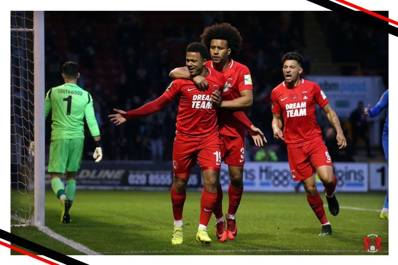 Striker Koroma nets as Leyton Orient move back to top spot